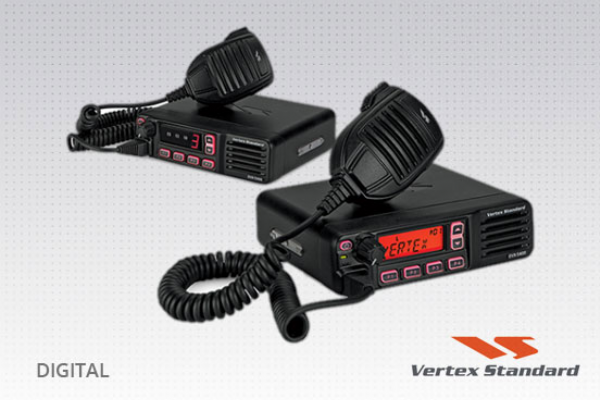 EVX-5300/5400 Mobile Digital Radio Series 2